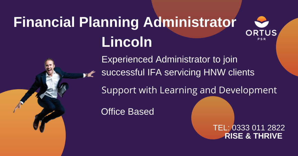 Financial Planning Administrator - Lincoln