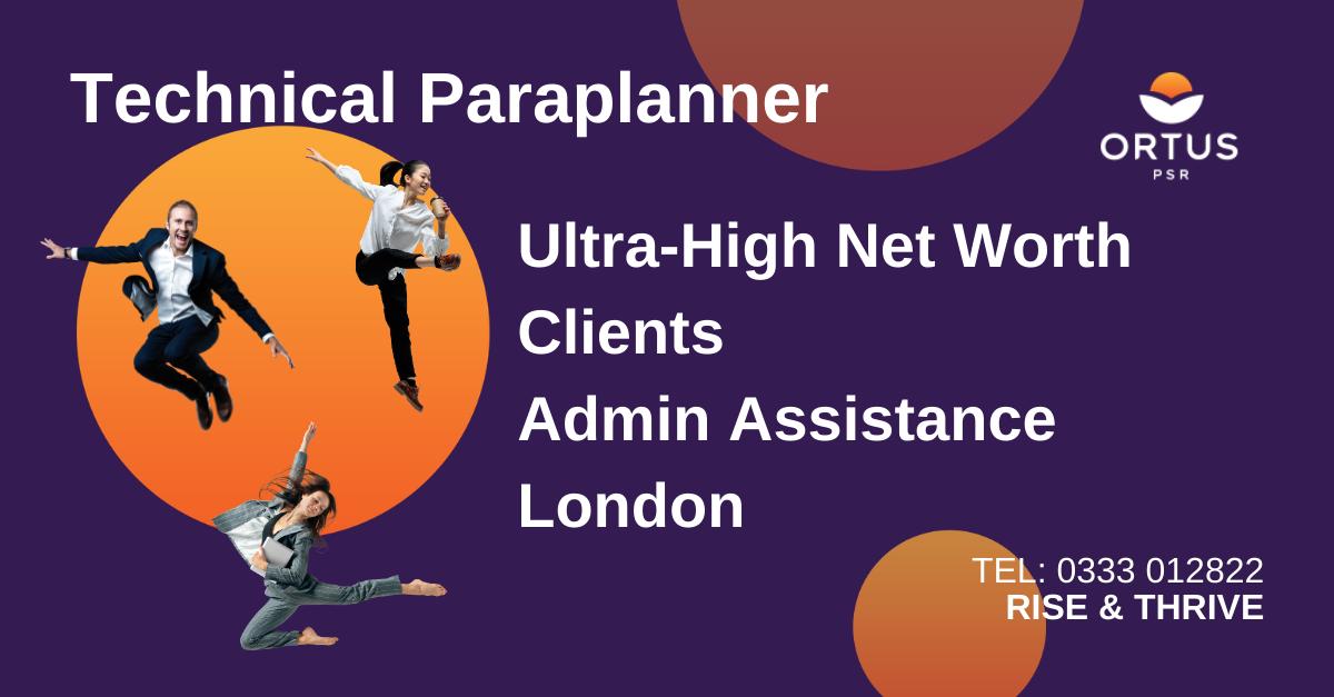 Technical Paraplanner