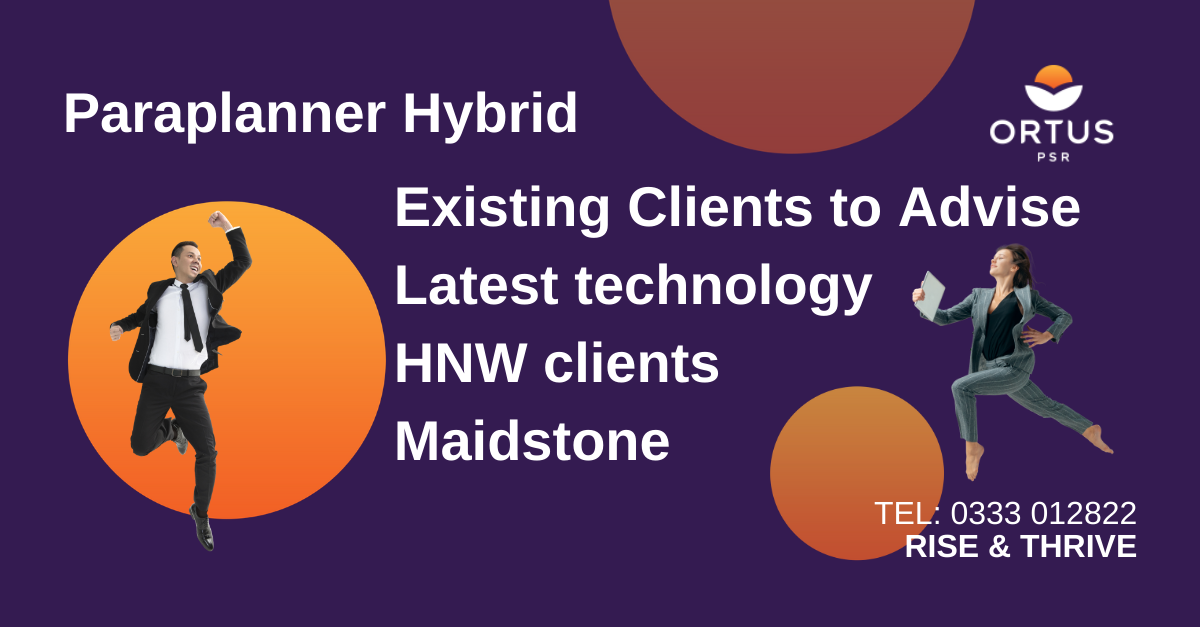 Paraplanner - Advising existing client bank